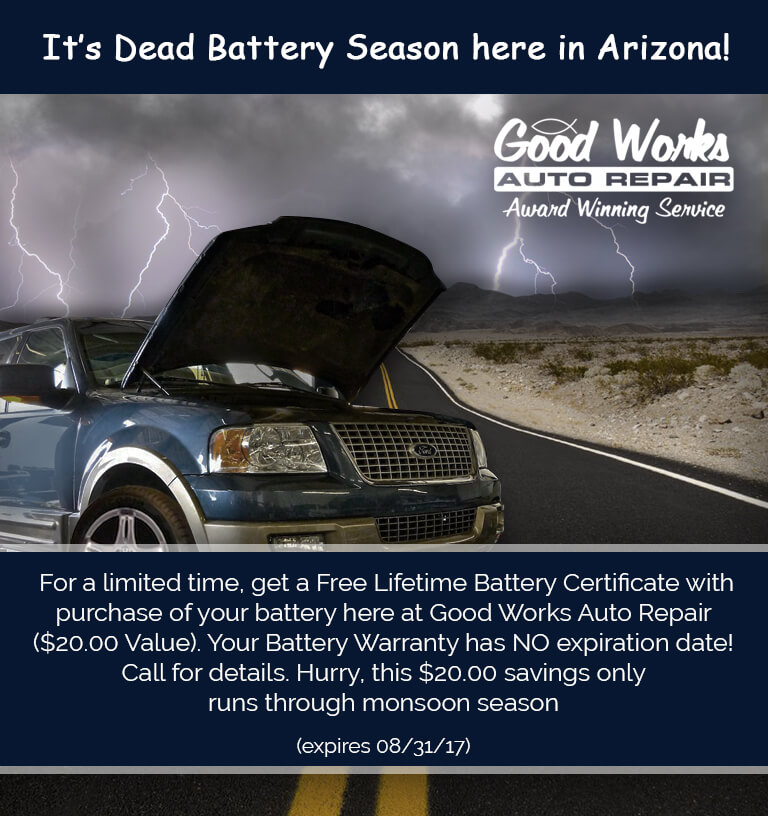 Purchase A Used Car Battery Near Me