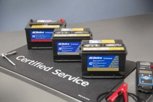 Auto Repair Car Battery