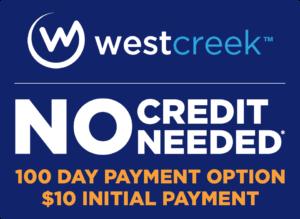 West Creek payment plans