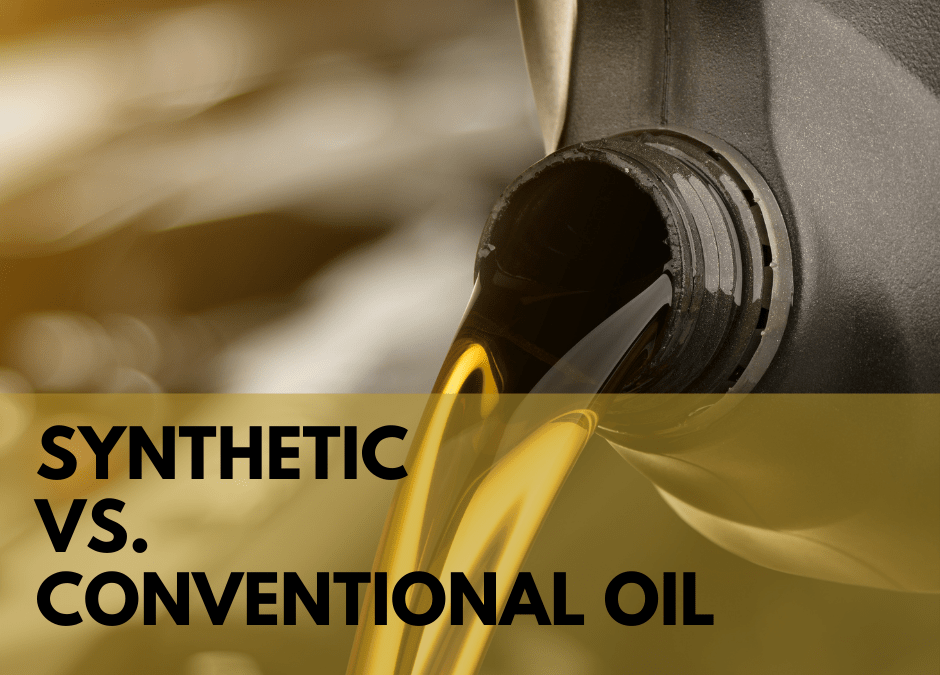 Is Synthetic Oil Better Than Conventional Oil?