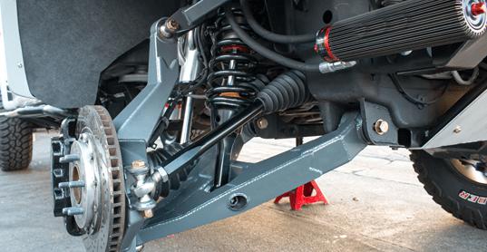 Suspension Repair