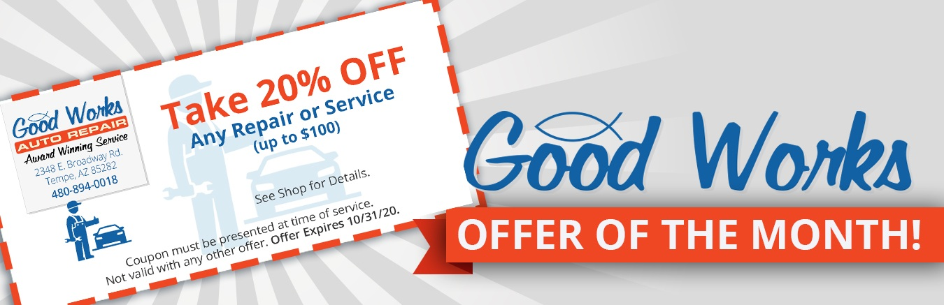 october offer of the month