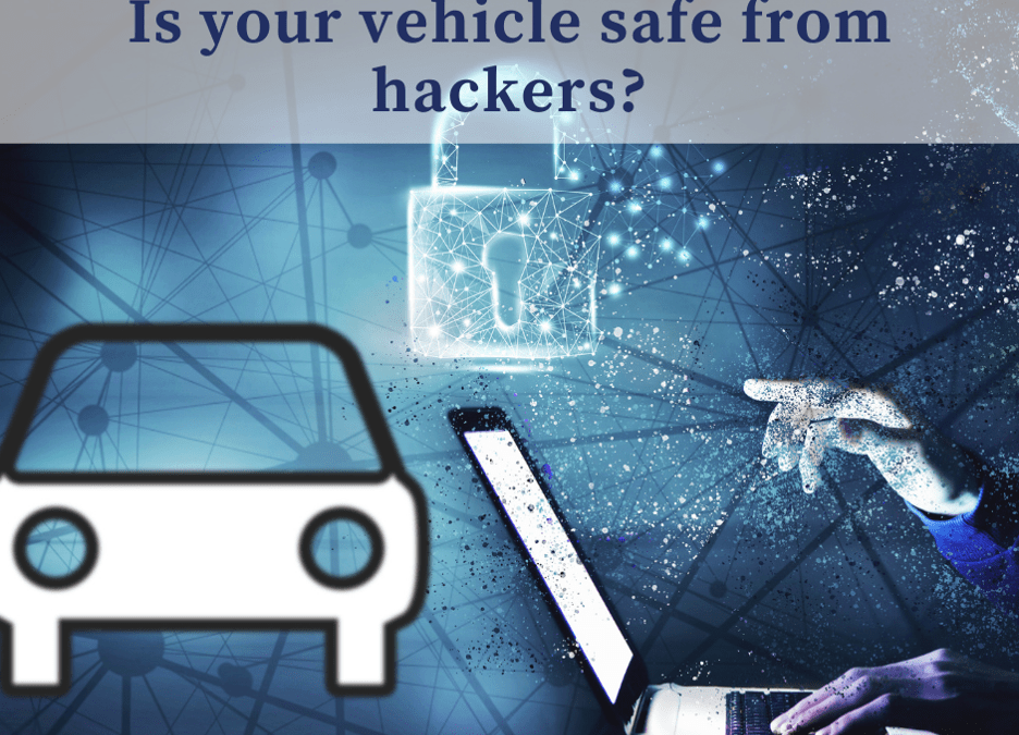 4 Ways to Keep Cybercriminals From Hijacking Your Car