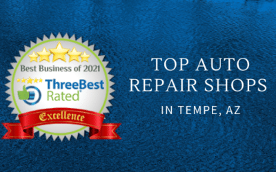 Top Auto Repair Shops in Tempe, AZ