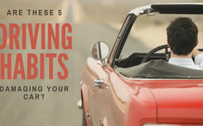 Are These 5 Driving Habits Damaging Your Car?
