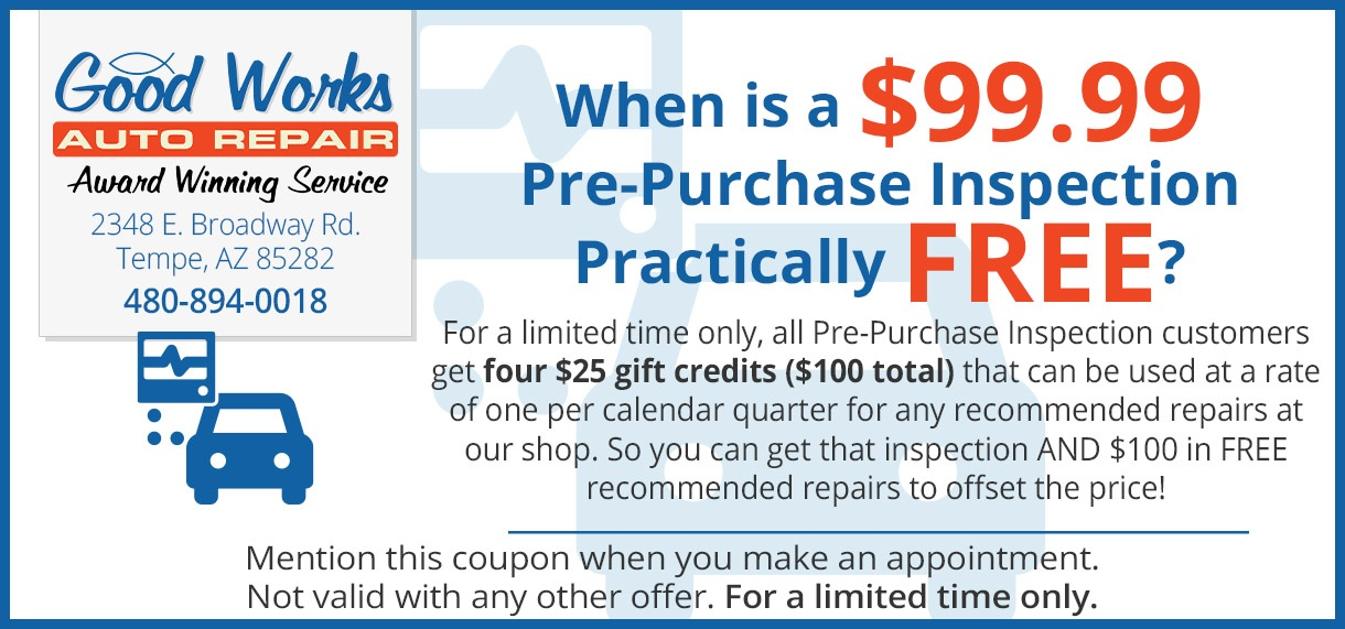 Pre Purchase Coupon