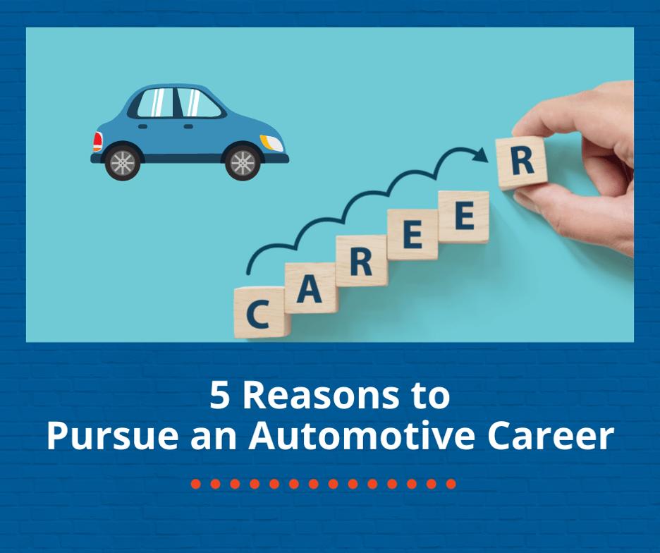 Automotive Career